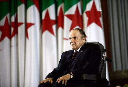 Key dates in the life of Algeria's Bouteflika