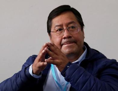 Bolivian president calls for global debt relief for poor countries