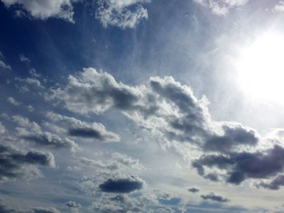Hot, dry weather likely today