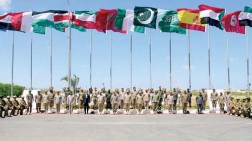 Pakistan participates in multinational drill 'Bright Star' in Egypt