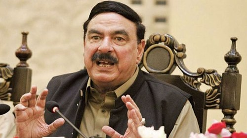 New Zealand team given security of the highest order: Sheikh Rashid