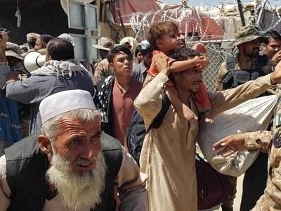 Data of over 0.5m registered Afghan refugees updated