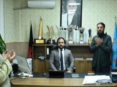 Taliban sack CEO of Afghan cricket board