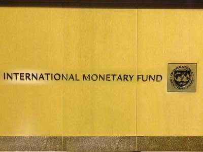IMF execs meets over charges boss changed data to favor China