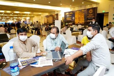 Zameen.com organises property sales event in Lahore