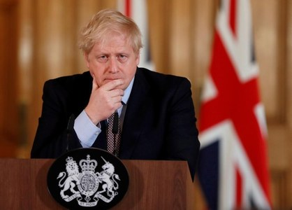 Johnson says Glasgow climate talks 'turning point for humanity'
