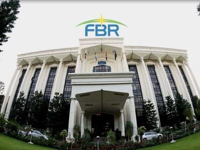 Government of Pakistan Revenue Division Federal Board of Revenue