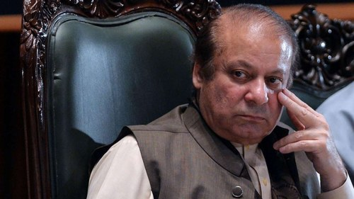 Punjab suspends two health officials over Nawaz Sharif's fake vaccination