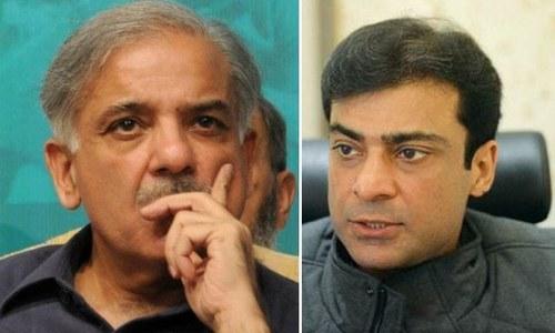 Lahore court extends Shehbaz, Hamza's bail in money laundering case