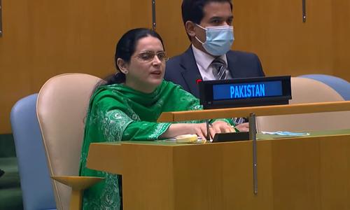 At UN, Pakistan hits back at Indian claims, reiterates Kashmir not 'internal matter'