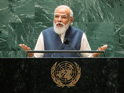 Modi irked by PM's plea for world support to Taliban