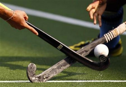3rd CNS Pakistan Hockey Tournament being played