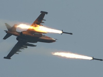 Russia raids kill 7 pro-Turkish fighters in Syria: monitor