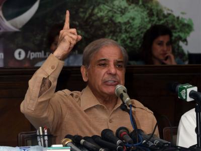 Shehbaz demands transparency in 2023 general election