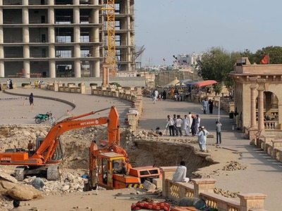 Construction: Controlling expectations, not prices