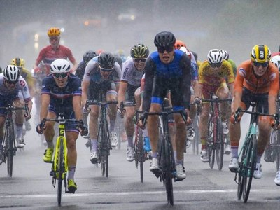 Cycling: France's Alaphilippe retains men's world title