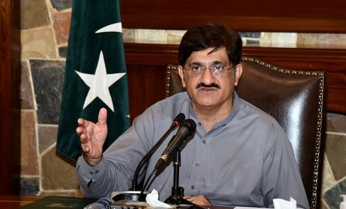 SHC dismisses petition seeking disqualification of CM Murad