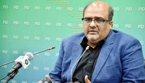 Impression about acquittal of Shehbaz, his son from British court is incorrect: SAPM Akbar