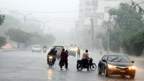 Cyclone Gulab: Karachi, parts of Sindh to receive heavy rainfall