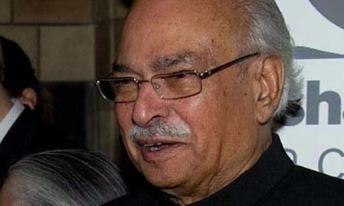 Former Pakistan envoy to UK Wajid Shamsul Hasan passes away