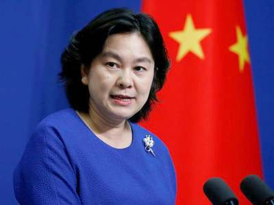 China says ready to work on Karachi project implementation