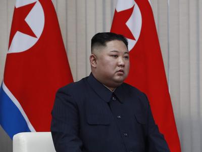 North Korea's Kim says US offer of talks a 'petty trick'