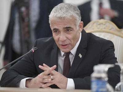 Israel foreign minister lands in Bahrain on landmark visit