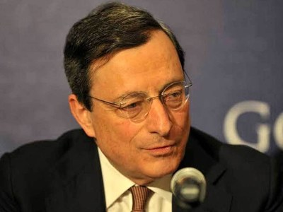 Draghi says Italy pushing for G20 1.5C commitment