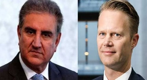 Danish FM due in Islamabad on two-day official visit: FO
