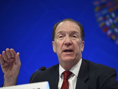 Commodity prices, interest rates: Poor country debt could worsen: WB chief