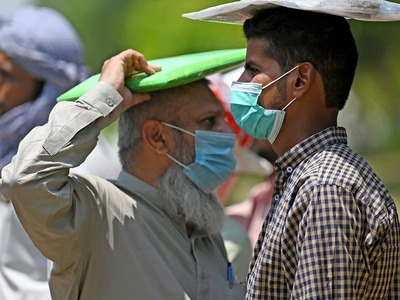 Pakistan reports lowest Covid-19 positivity since July 4