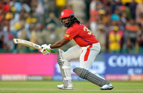 'Bubble-weary' Gayle pulls out of Indian Premier League