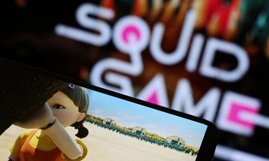 South Korea broadband firm sues Netflix after traffic surge from 'Squid Game'