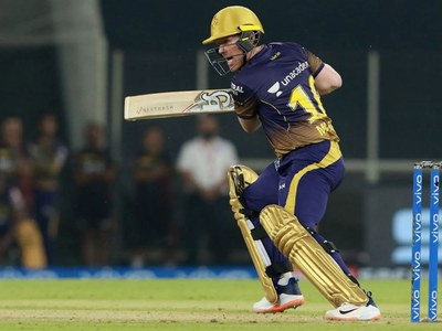 Morgan's batting woes in IPL continue as World Cup approaches