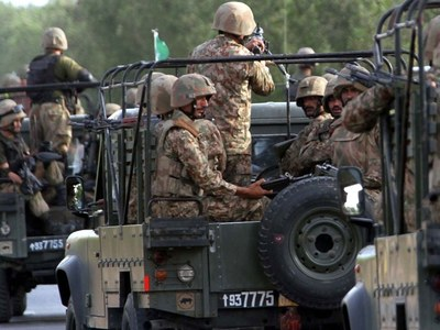 Terror attack: 4 FC soldiers, Levies SI martyred in NW: ISPR