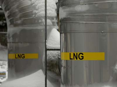 Asian LNG spot price reaches record high