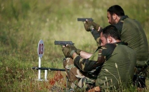 World Military Shooting Championship begins in Lahore: ISPR