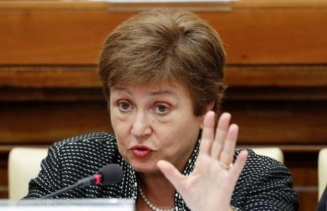 Data-rigging claims: IMF board to grill investigators, Georgieva