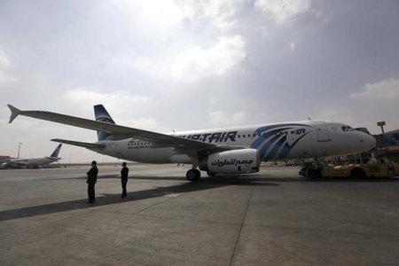 First 'Egyptair' flight lands in Israel