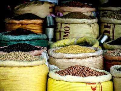 Prices of food items rise sharply