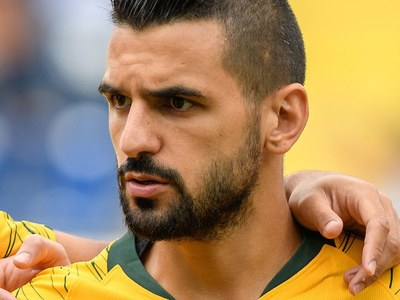Behich enjoying competition as Socceroos focus on World Cup