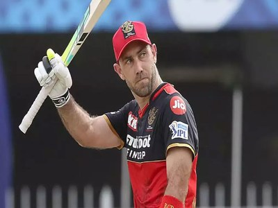 Aussie hitter Maxwell finds 'nice little rhythm' with Bangalore