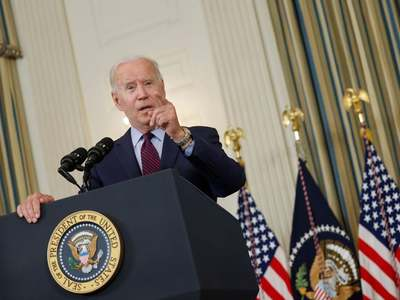 Biden to Republicans: 'Get out of the way' in debt-ceiling crisis