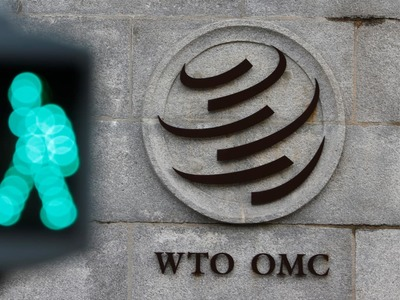 WTO says goods trade surging past pre-pandemic level