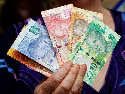 South Africa's rand stronger as central bank highlights inflation risks