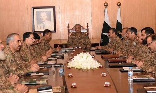 Commanders take notice of Indian army's malicious propaganda