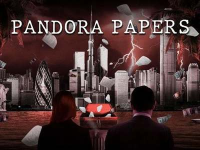 And now Pandora Papers