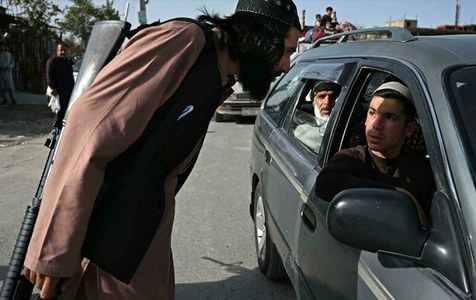 From insurgency to city beat: Taliban police learn the ropes