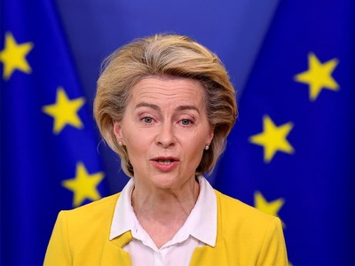 EU's von der Leyen: 'We must invest in renewables for more stable energy prices'