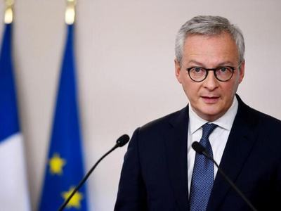 We're one millimetre from a corporate tax deal, France's Le Maire says